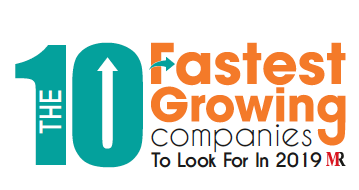 10 Fastest Growing Companies Award