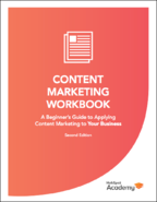Content Marketing Workbook Image
