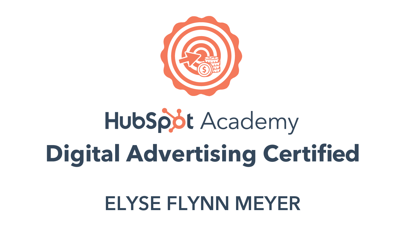Digital Advertising Certification