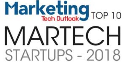 Martech Outlook Top 10 Startups